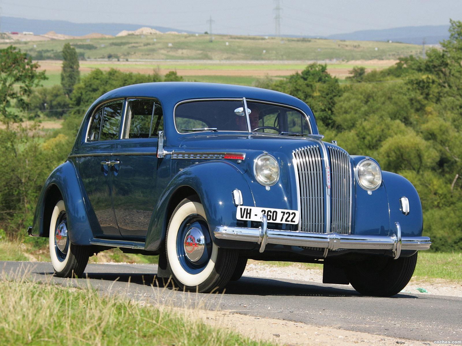 Foto 0 de Opel Admiral 1937
