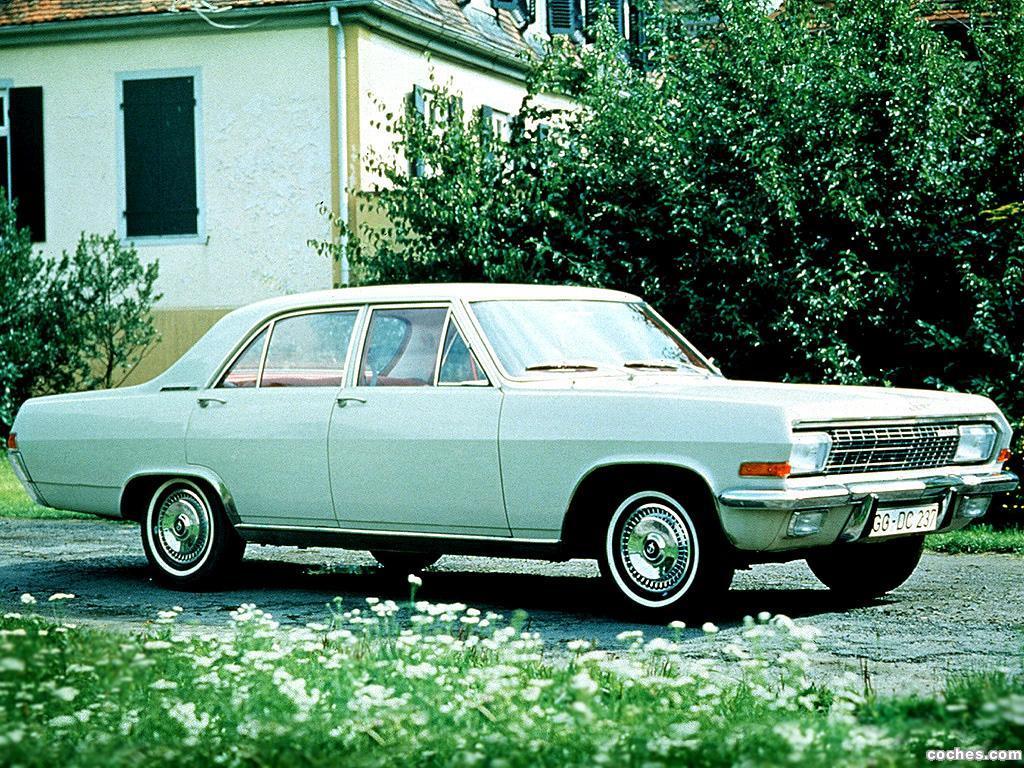 Foto 0 de Opel Admiral A 1964