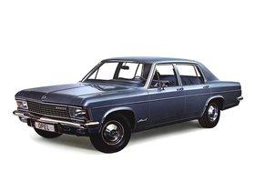Ver foto 1 de Opel Admiral B 1969