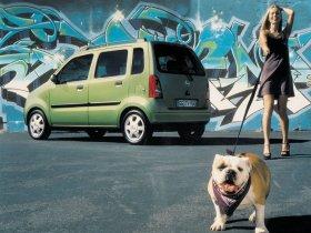 Ver foto 5 de Opel Agila 2000