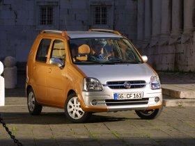 Ver foto 4 de Opel Agila 2000