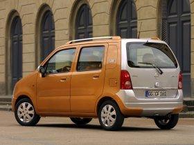 Ver foto 2 de Opel Agila 2000