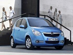 Ver foto 4 de Opel Agila (B) 2008