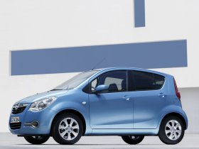 Ver foto 2 de Opel Agila (B) 2008