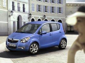 Ver foto 16 de Opel Agila (B) 2008