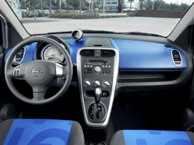 Ver foto 11 de Opel Agila 2008
