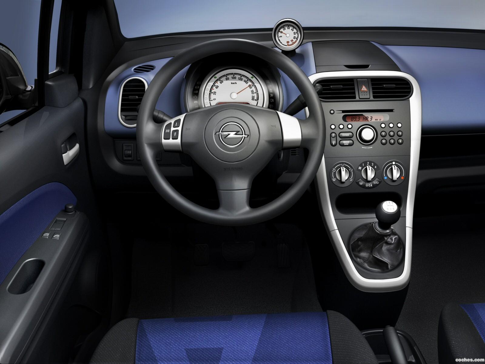 Foto 16 de Opel Agila (B) 2008