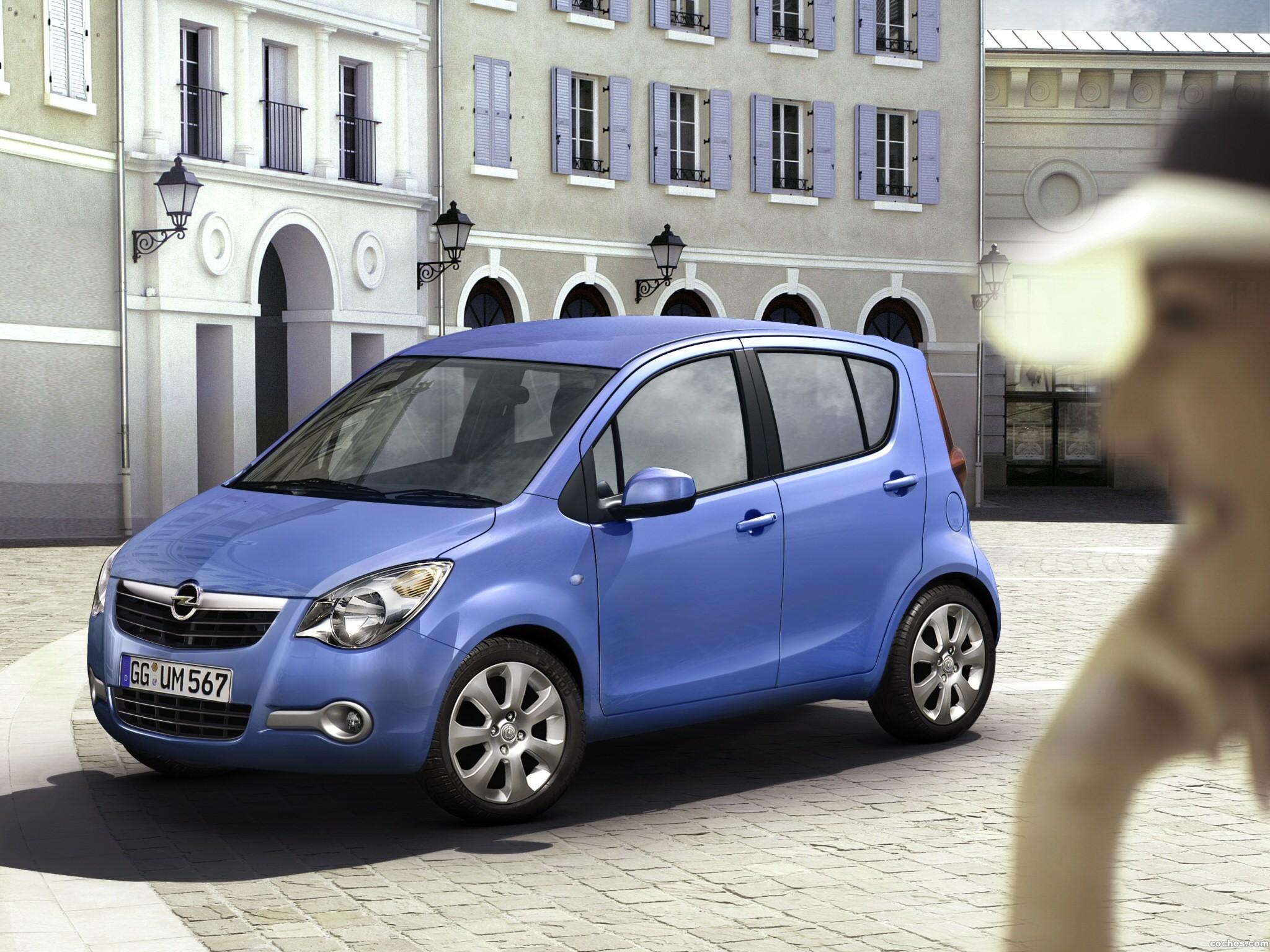 Foto 15 de Opel Agila (B) 2008
