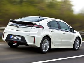Ver foto 20 de Opel Ampera 2010