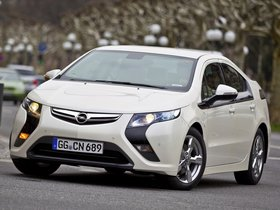 Fotos de Opel Ampera