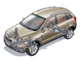 Ver foto 21 de Opel Antara 2006