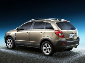 Ver foto 10 de Opel Antara 2006