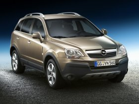 Ver foto 8 de Opel Antara 2006