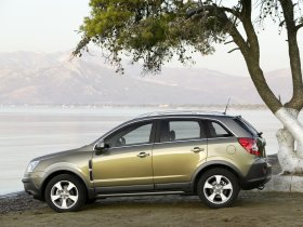 Ver foto 5 de Opel Antara 2006