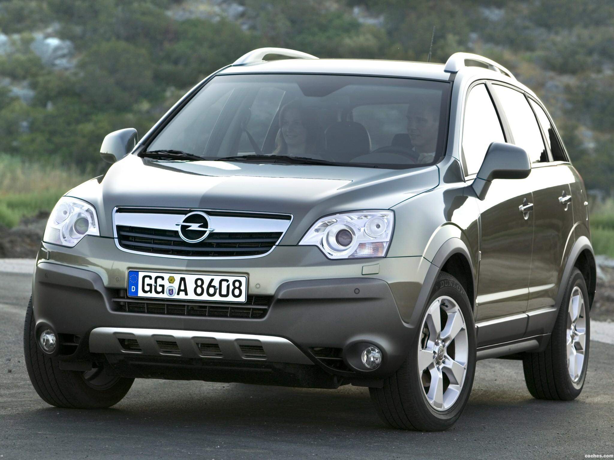 Foto 0 de Opel Antara 2006