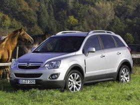 Ver foto 2 de Opel Antara 2011