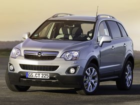 Ver foto 1 de Opel Antara 2011
