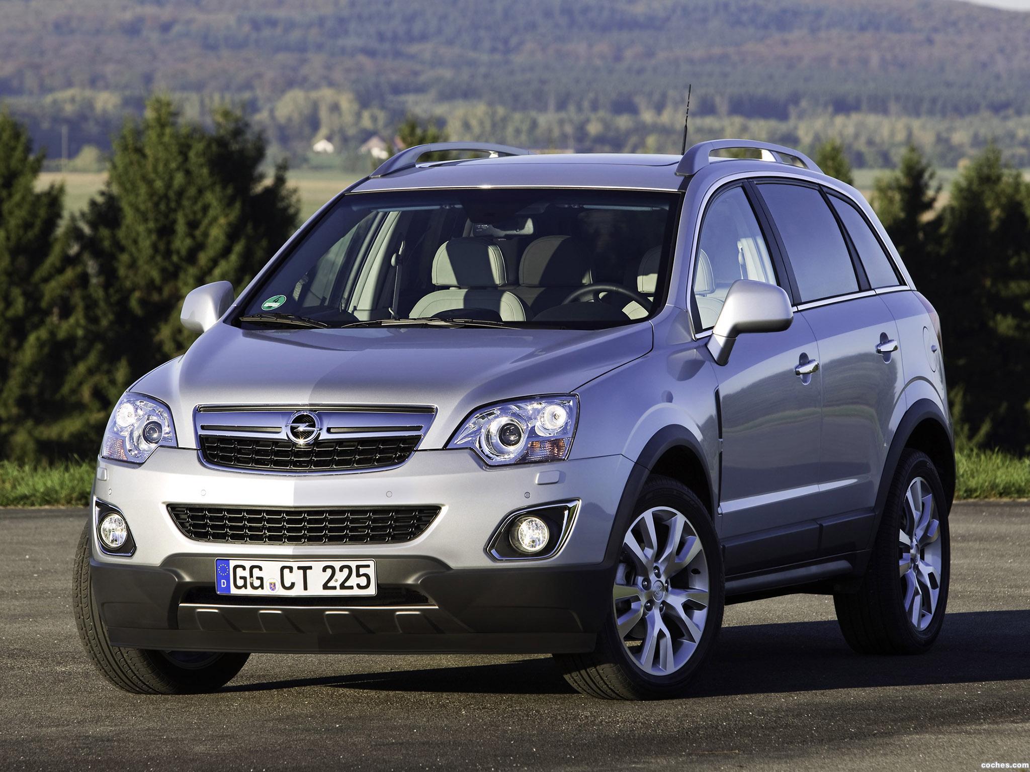 Foto 0 de Opel Antara 2010