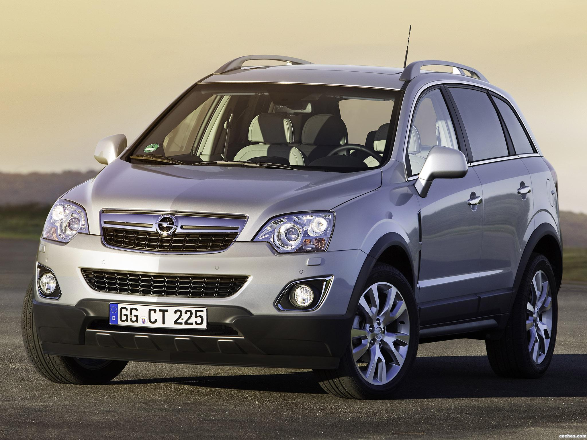 Foto 0 de Opel Antara 2011