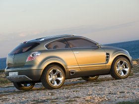 Ver foto 2 de Opel Antara Concept 2005