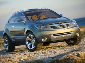 Ver foto 1 de Opel Antara Concept 2005