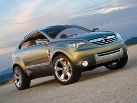 Ver foto 8 de Opel Antara Concept 2005