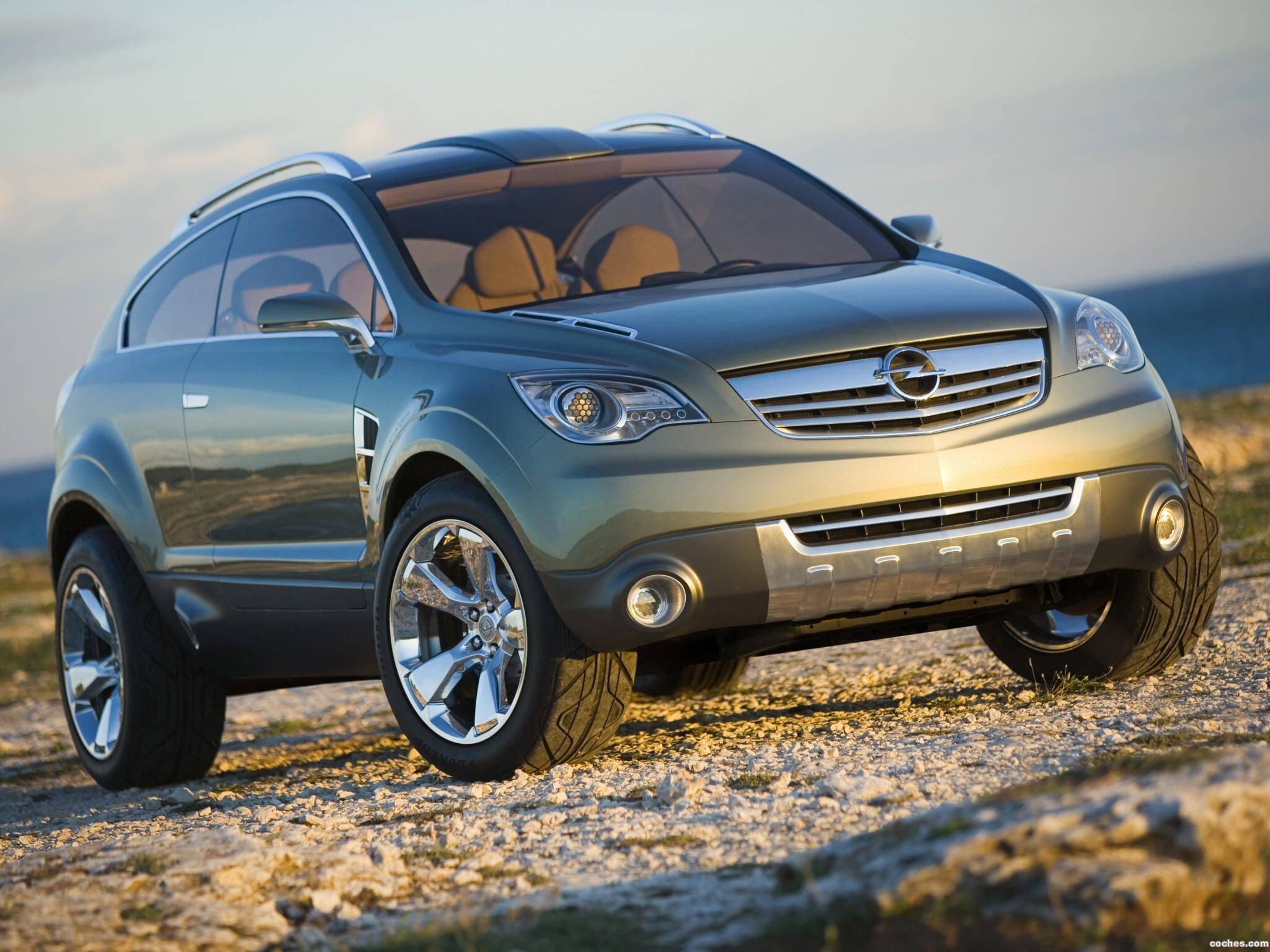 Foto 0 de Opel Antara Concept 2005