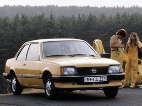 Ver foto 7 de Opel Ascona C1 2 puertas 1981