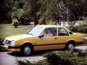 Ver foto 5 de Opel Ascona C1 2 puertas 1981