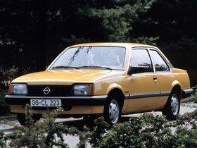 Ver foto 3 de Opel Ascona C1 2 puertas 1981