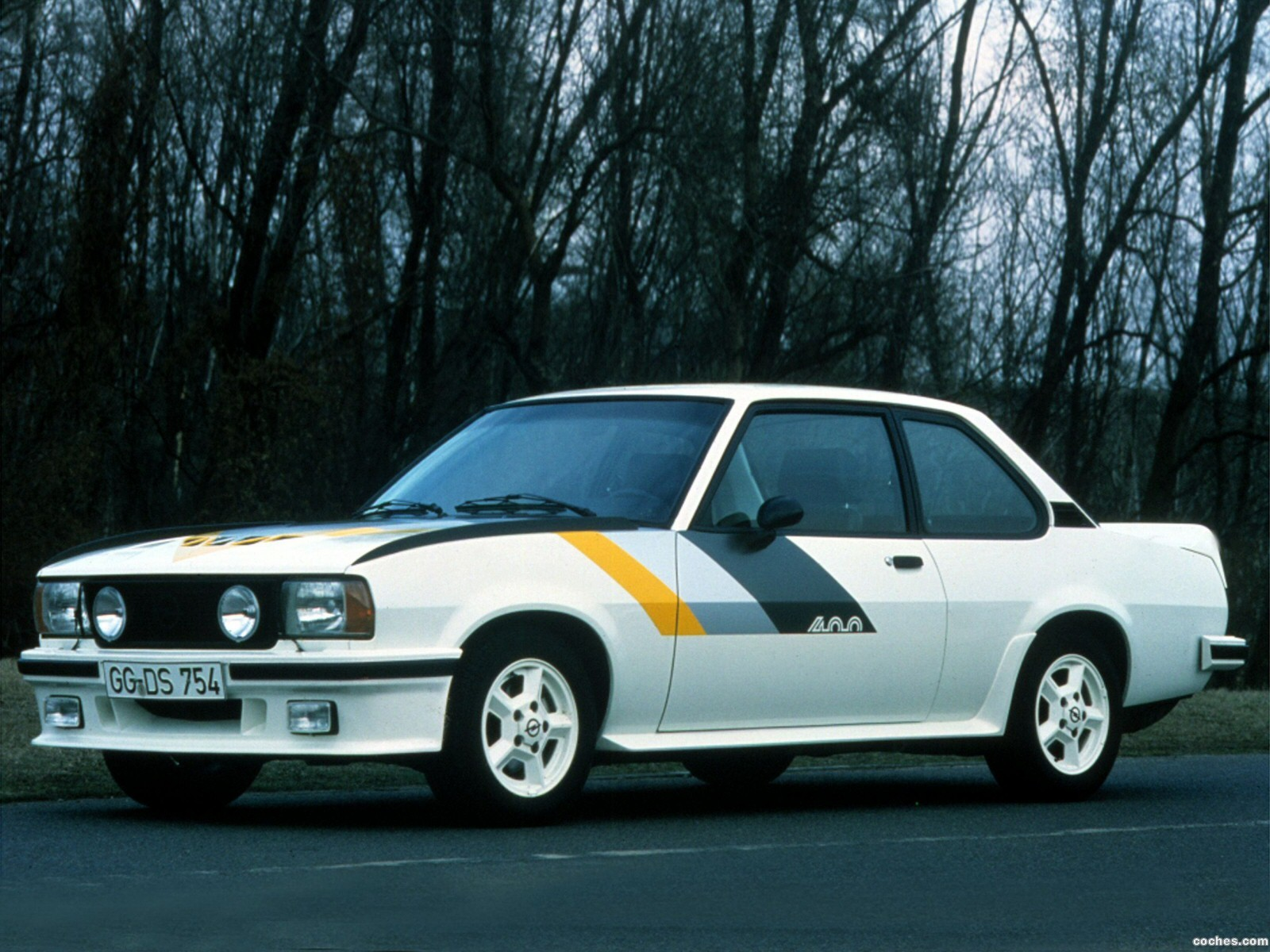 1982 opel ascona 1 8 related infomation specifications weili automotive network. Black Bedroom Furniture Sets. Home Design Ideas