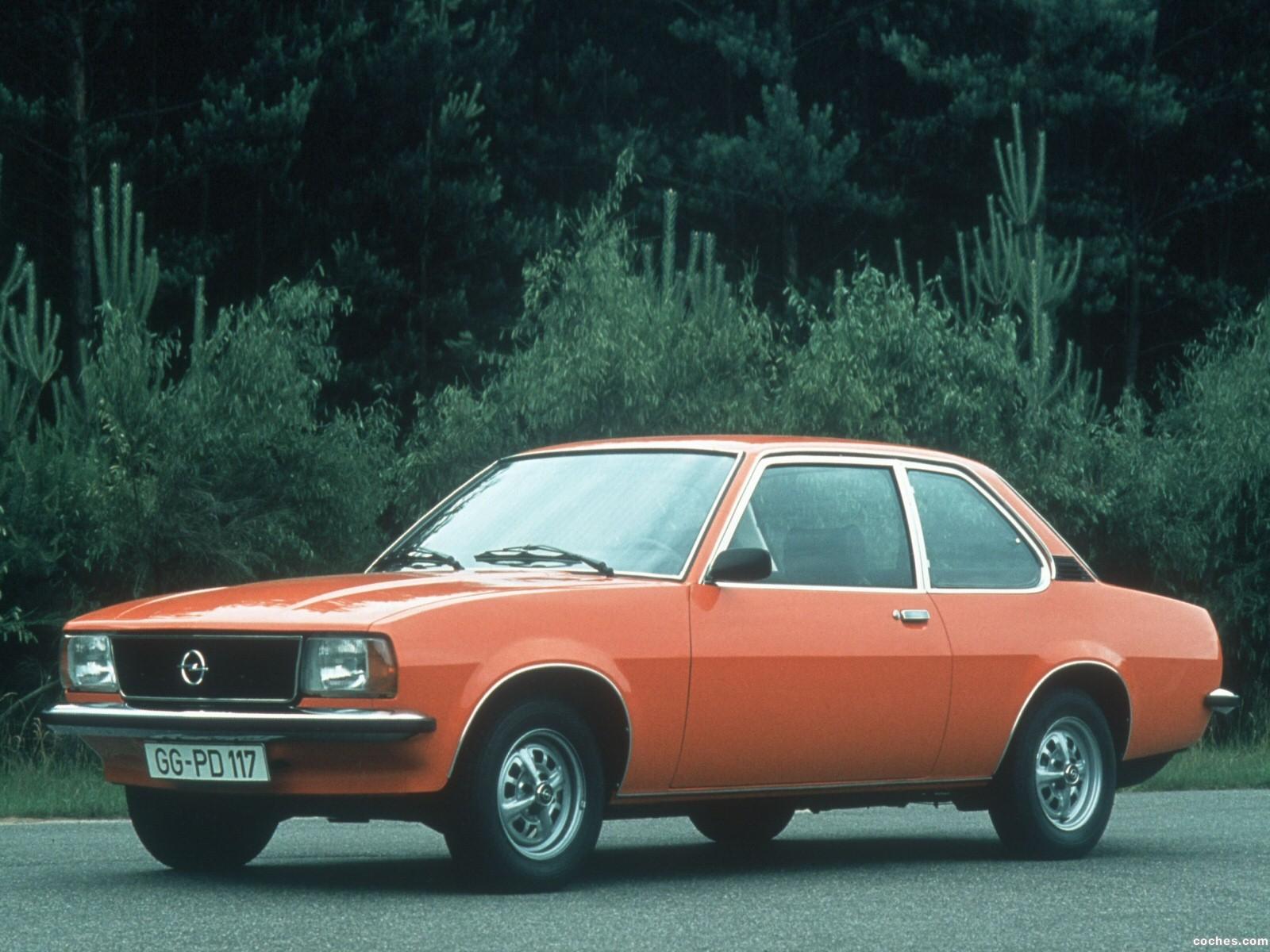 Foto 0 de Opel Ascona B 1975