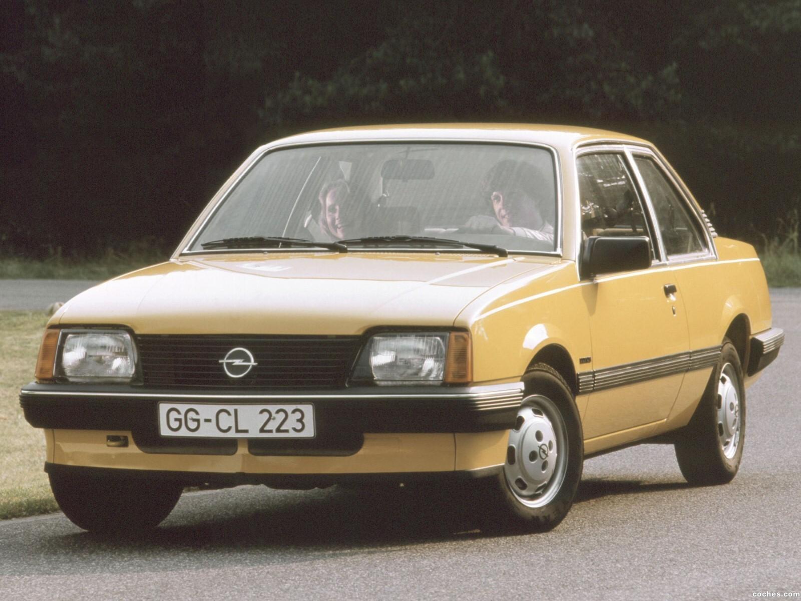 Foto 0 de Opel Ascona C 1981