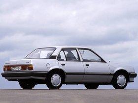 Ver foto 3 de Opel Ascona C2 1984