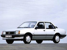 Ver foto 2 de Opel Ascona C2 1984