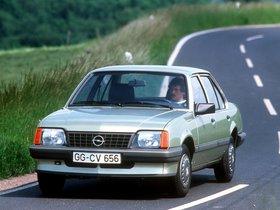 Ver foto 1 de Opel Ascona C2 1984