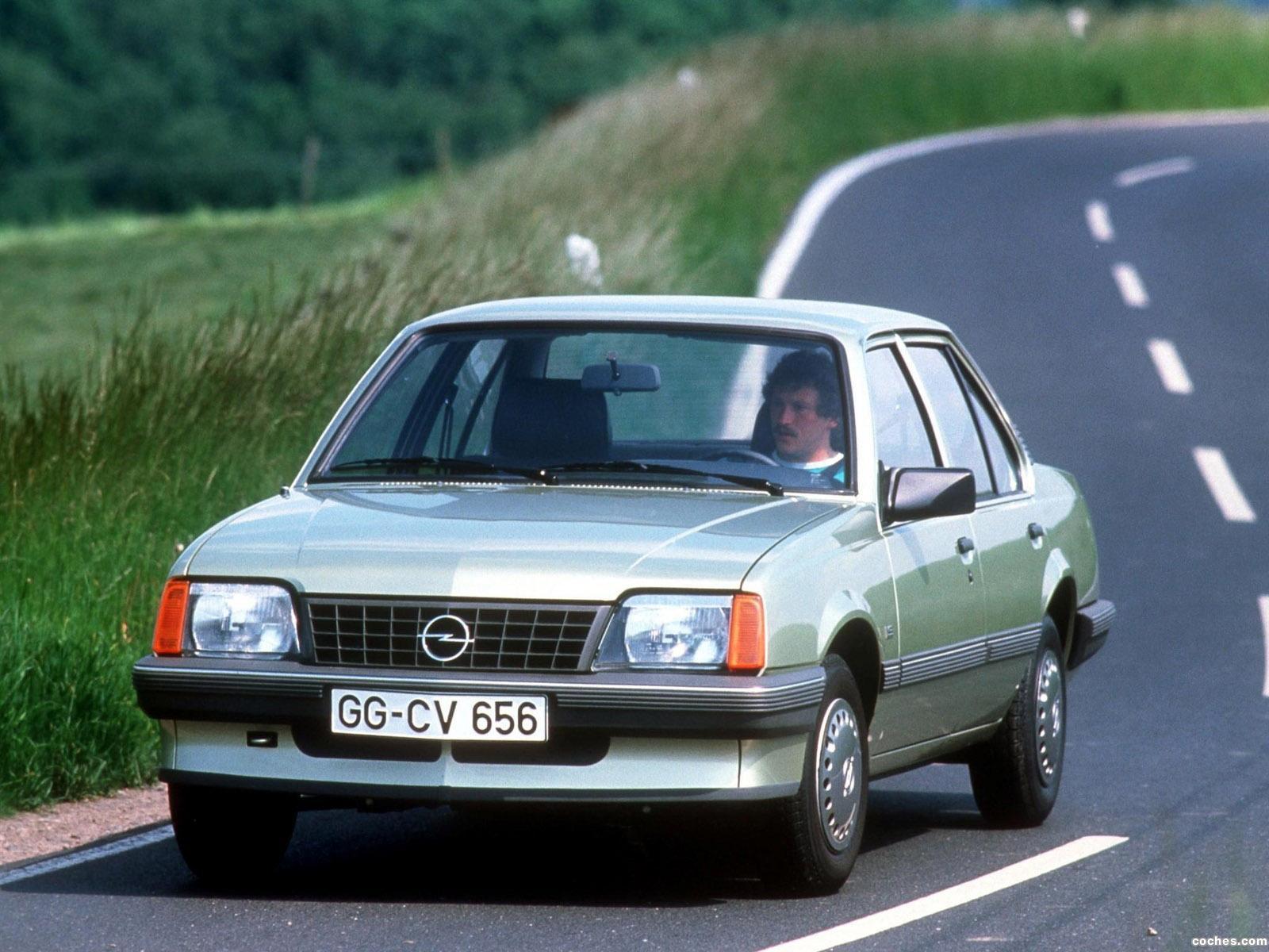 Foto 0 de Opel Ascona C2 1984