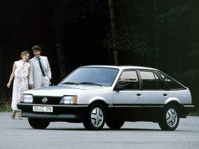 Ver foto 10 de Opel Ascona CC SR C1 1981