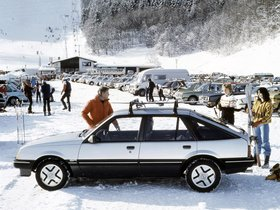 Ver foto 7 de Opel Ascona CC SR C1 1981