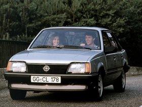 Ver foto 6 de Opel Ascona CC SR C1 1981