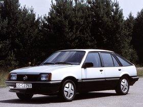 Ver foto 5 de Opel Ascona CC SR C1 1981