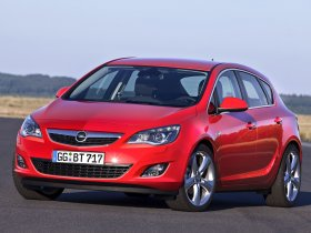 Ver foto 13 de Opel Astra 2009