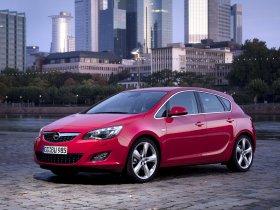 Ver foto 3 de Opel Astra 2009