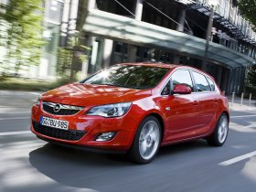 Ver foto 2 de Opel Astra 2009