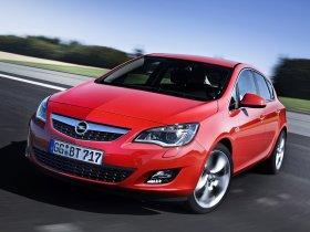 Ver foto 1 de Opel Astra 2009