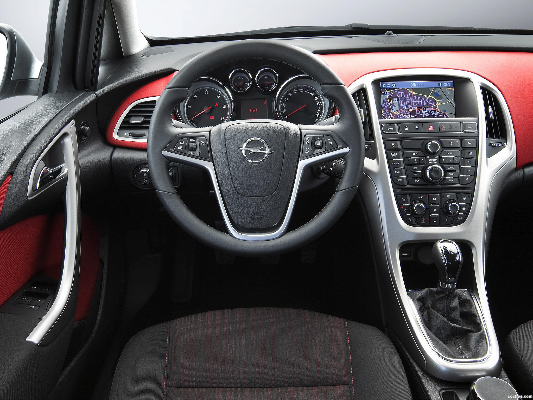 Foto 43 de Opel Astra 2009