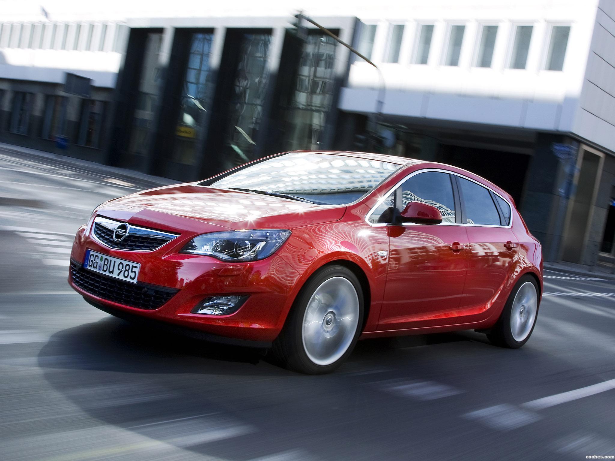 Foto 24 de Opel Astra 2009
