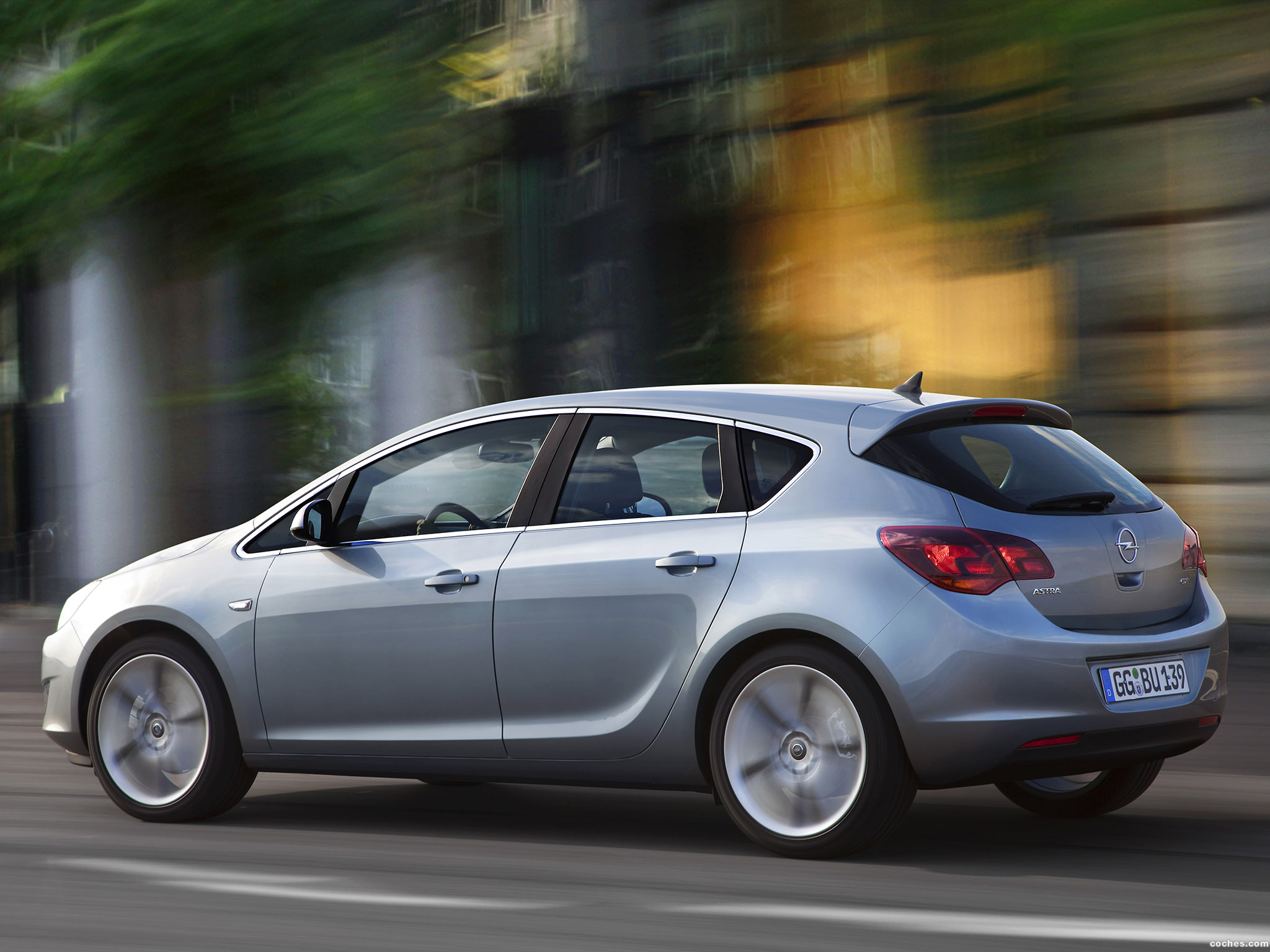 Foto 73 de Opel Astra 2009