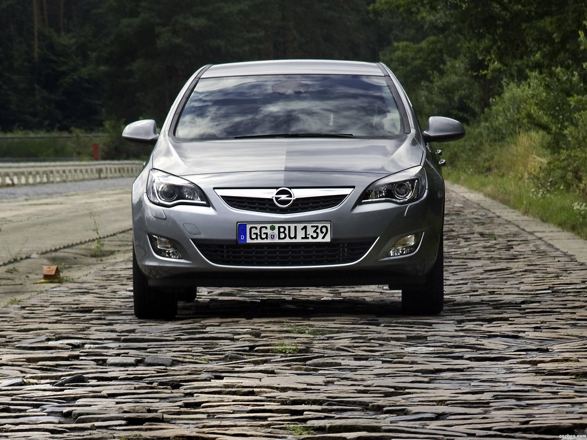 Foto 19 de Opel Astra 2009