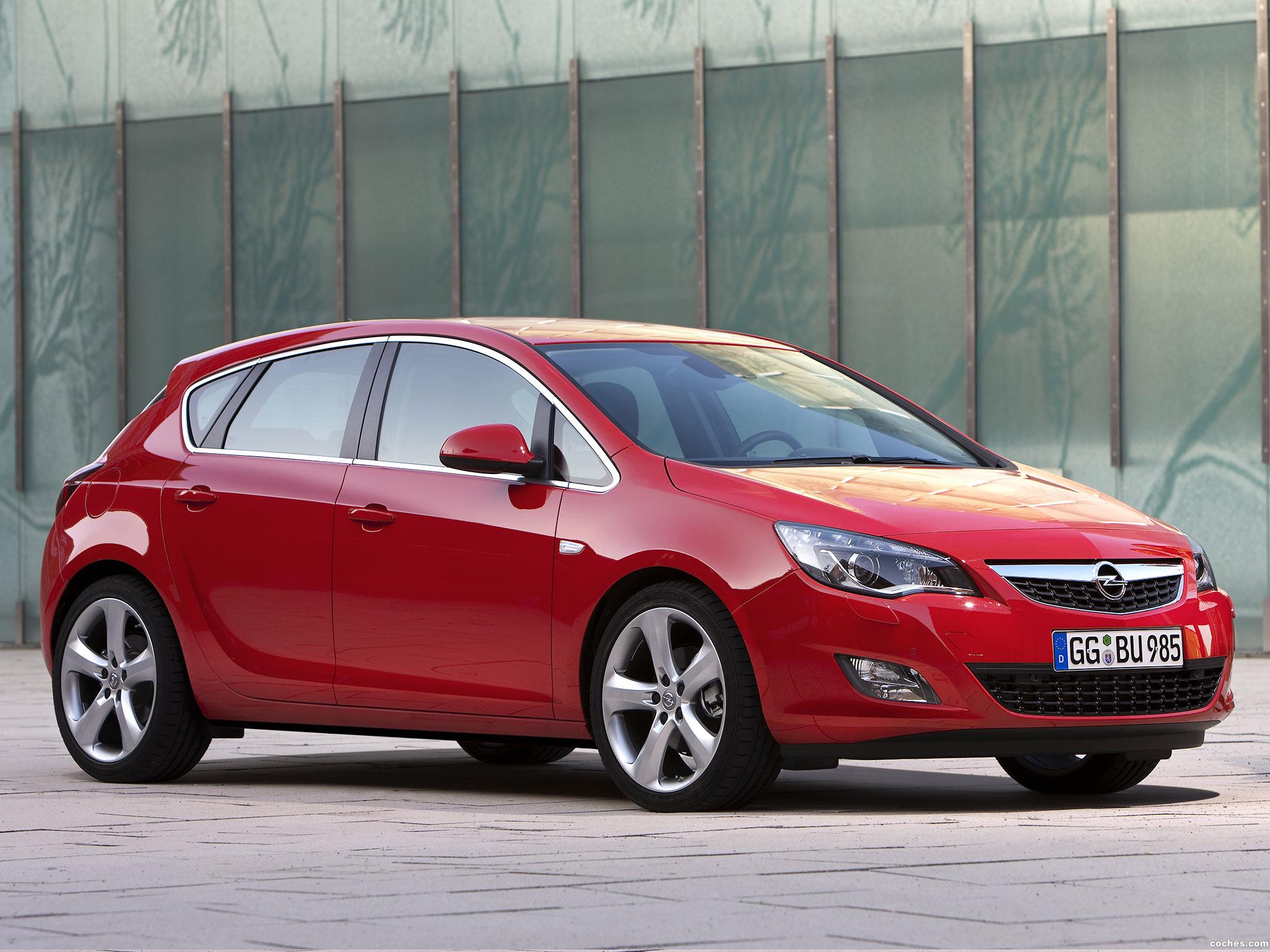 Foto 5 de Opel Astra 2009